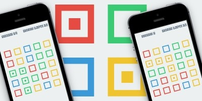 Join the Squares - iOS game source code