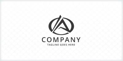 Stylized Letter A Logo