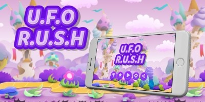 UFO Rush Buildbox Template