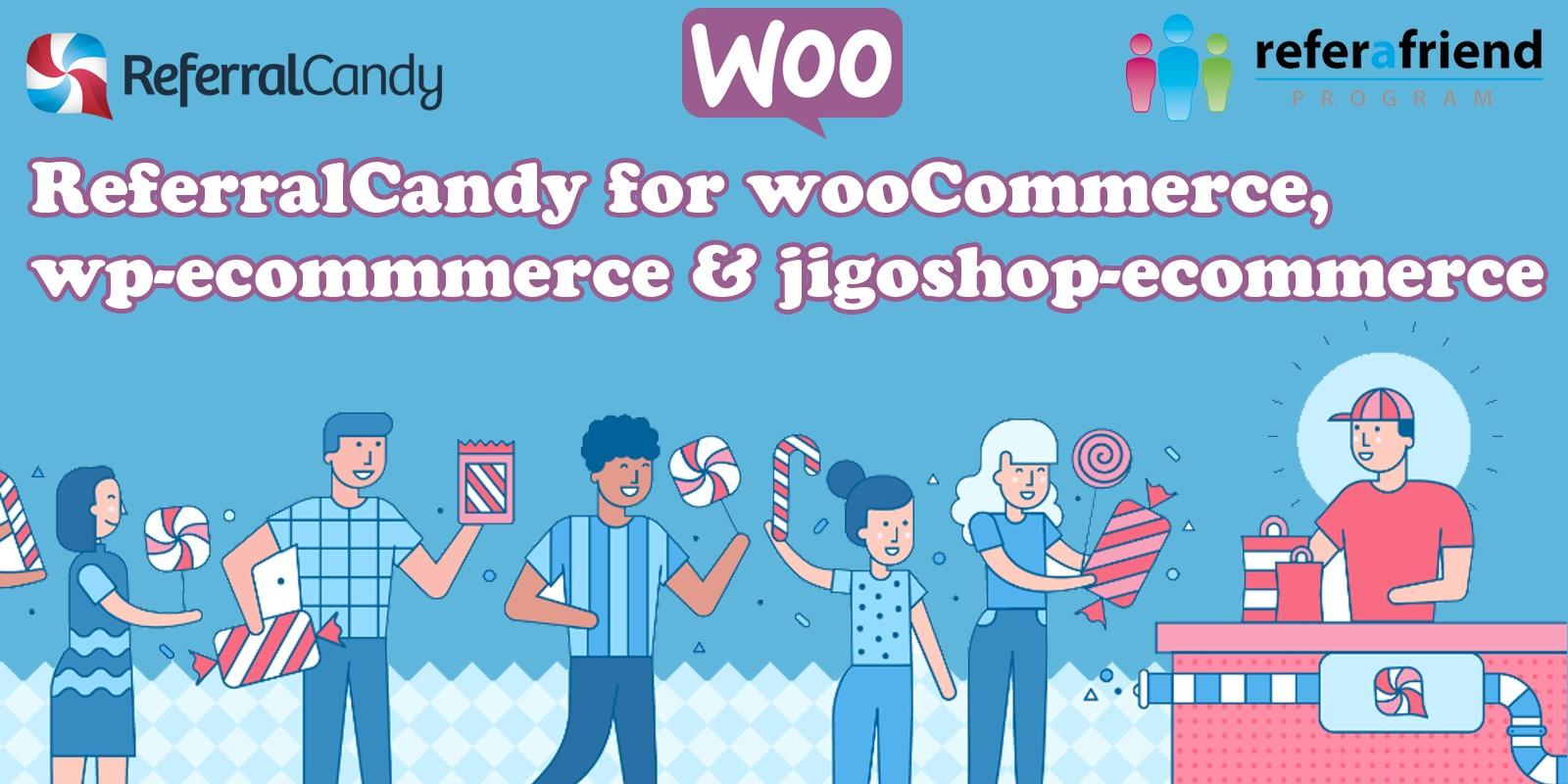 ReferralCandy WooCommerce Plugin