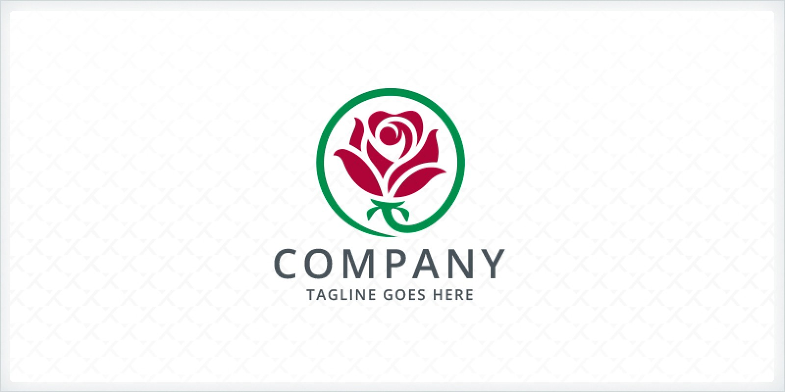 Red Rose Logo