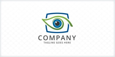 Vision - Eye Care Logo