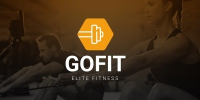 GoFit - React Fitness App Template