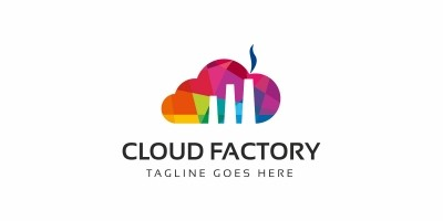 Cloud Factory Logo
