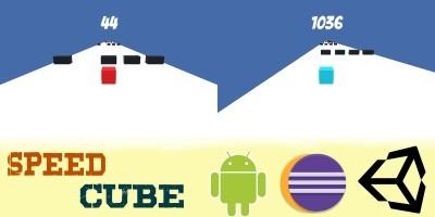 SpeedCube - Unity Game