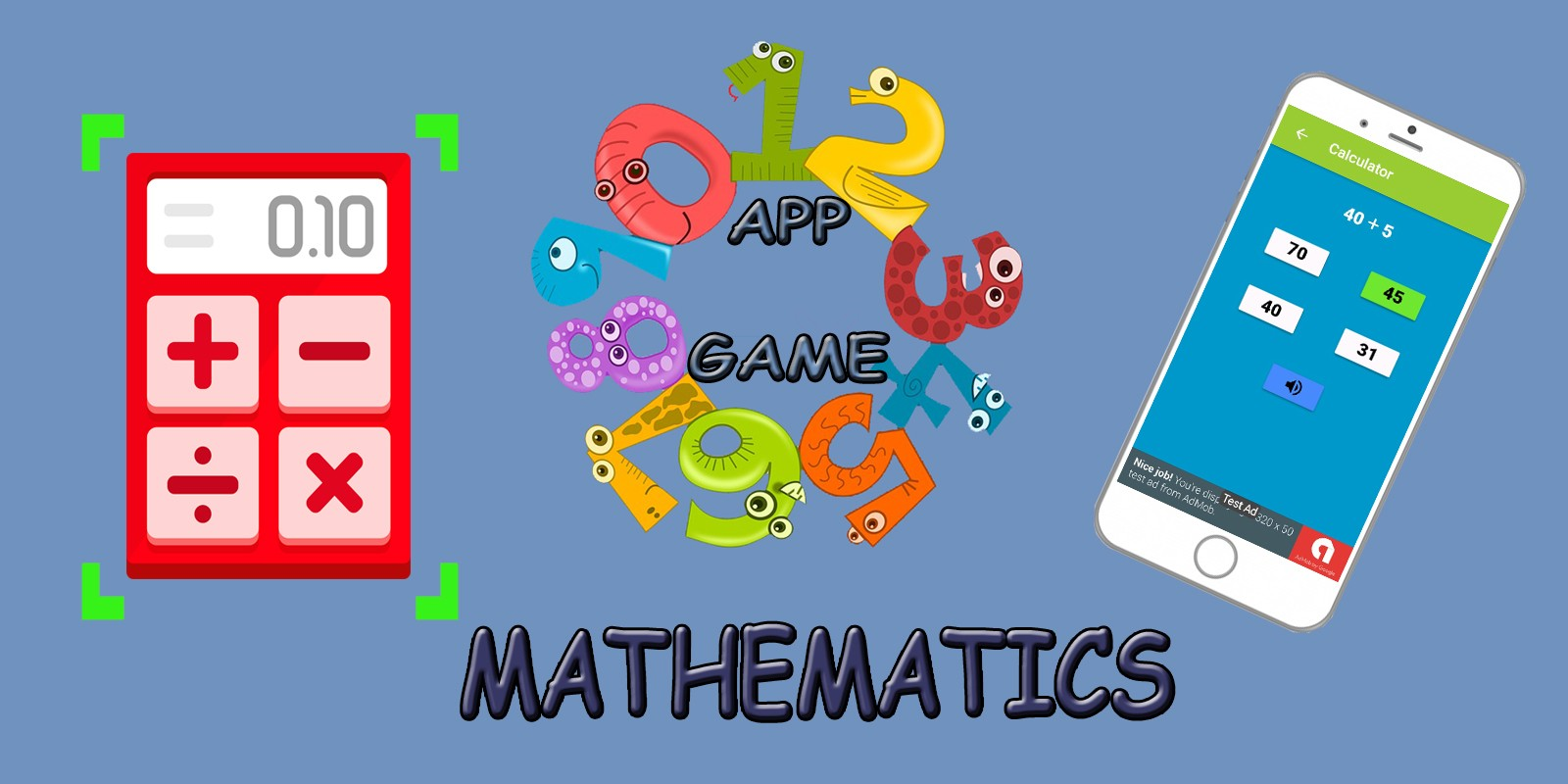 Ionic framework Mathematics game