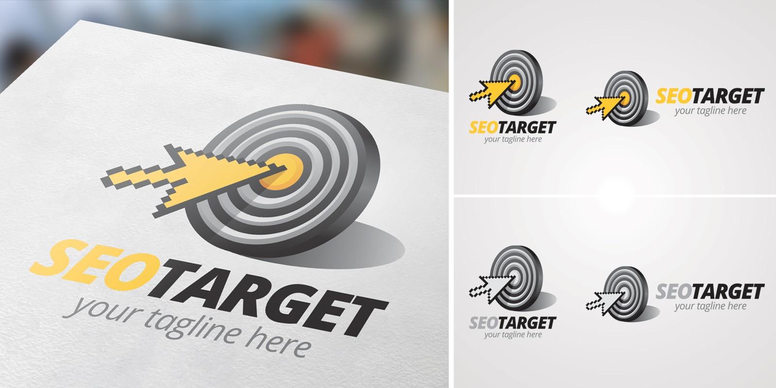 Sen Target Logo