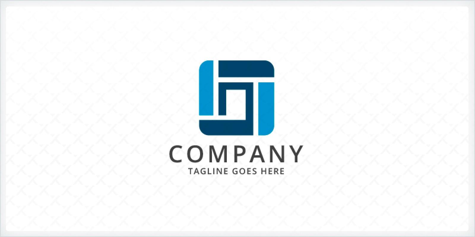Open Door - Real Estate Logo