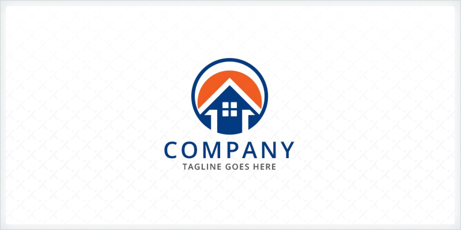 Circle Home - Real Estate Logo