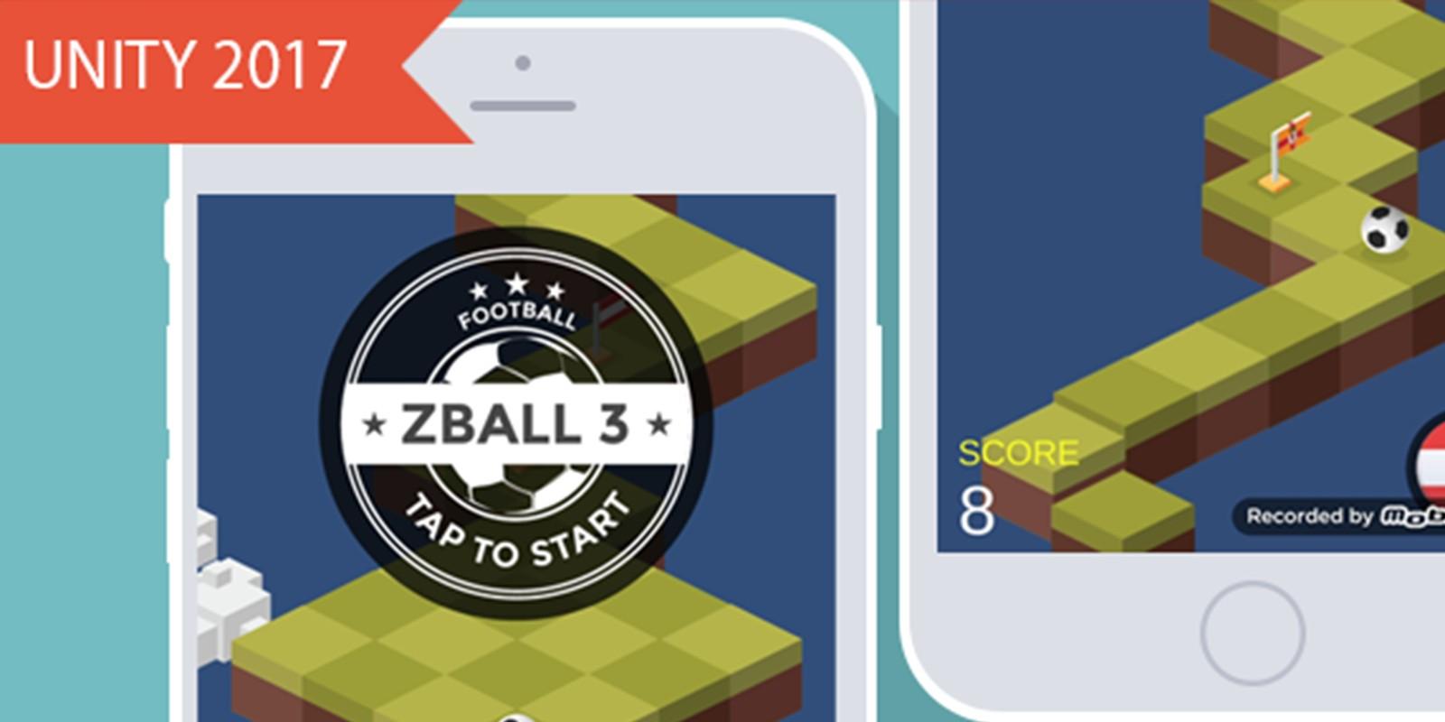 Tap Tap Ball Unity Addicting Game