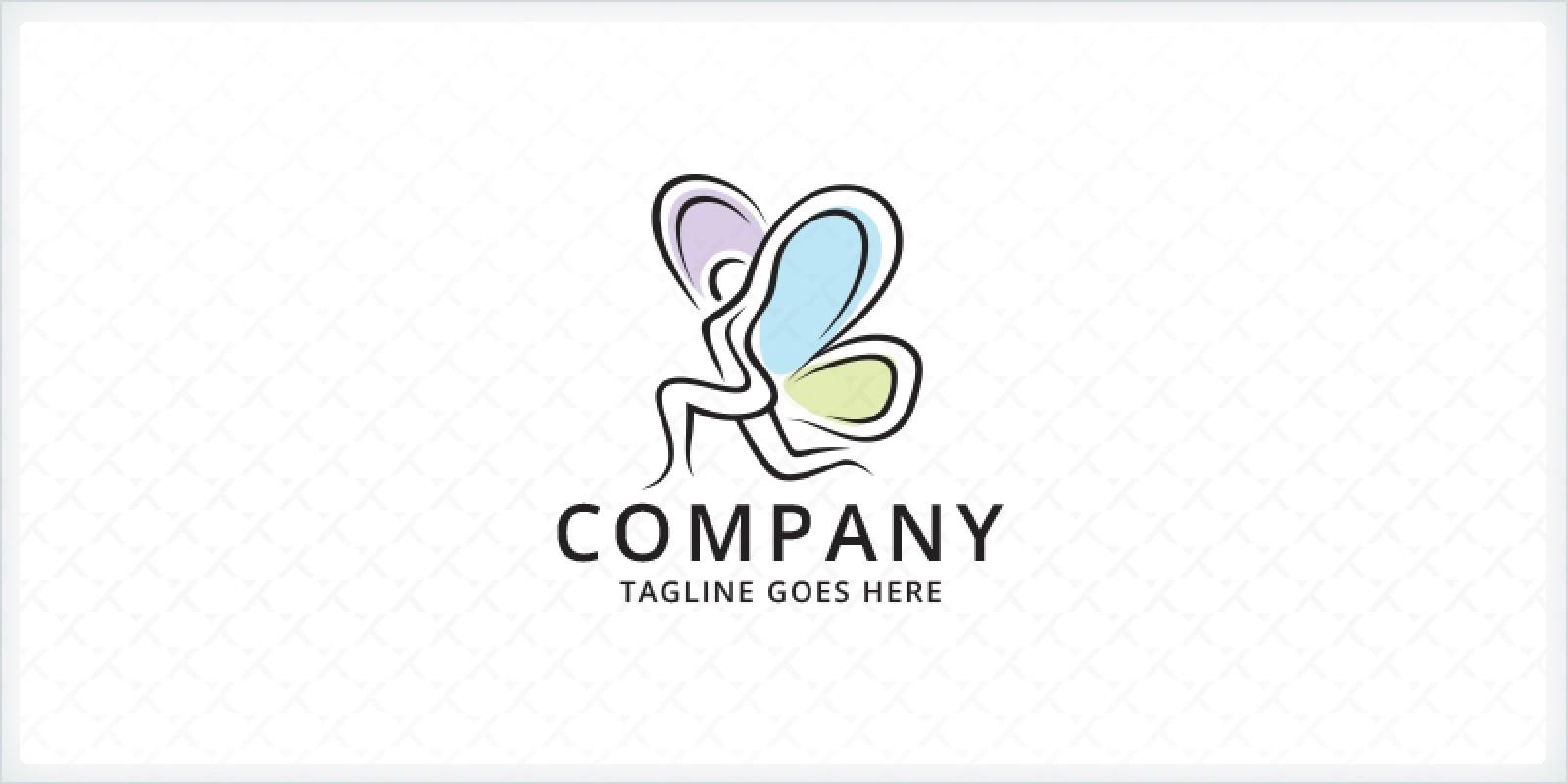 Butterfly Yoga Studio Logo