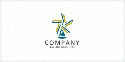 Star Windmill Logo