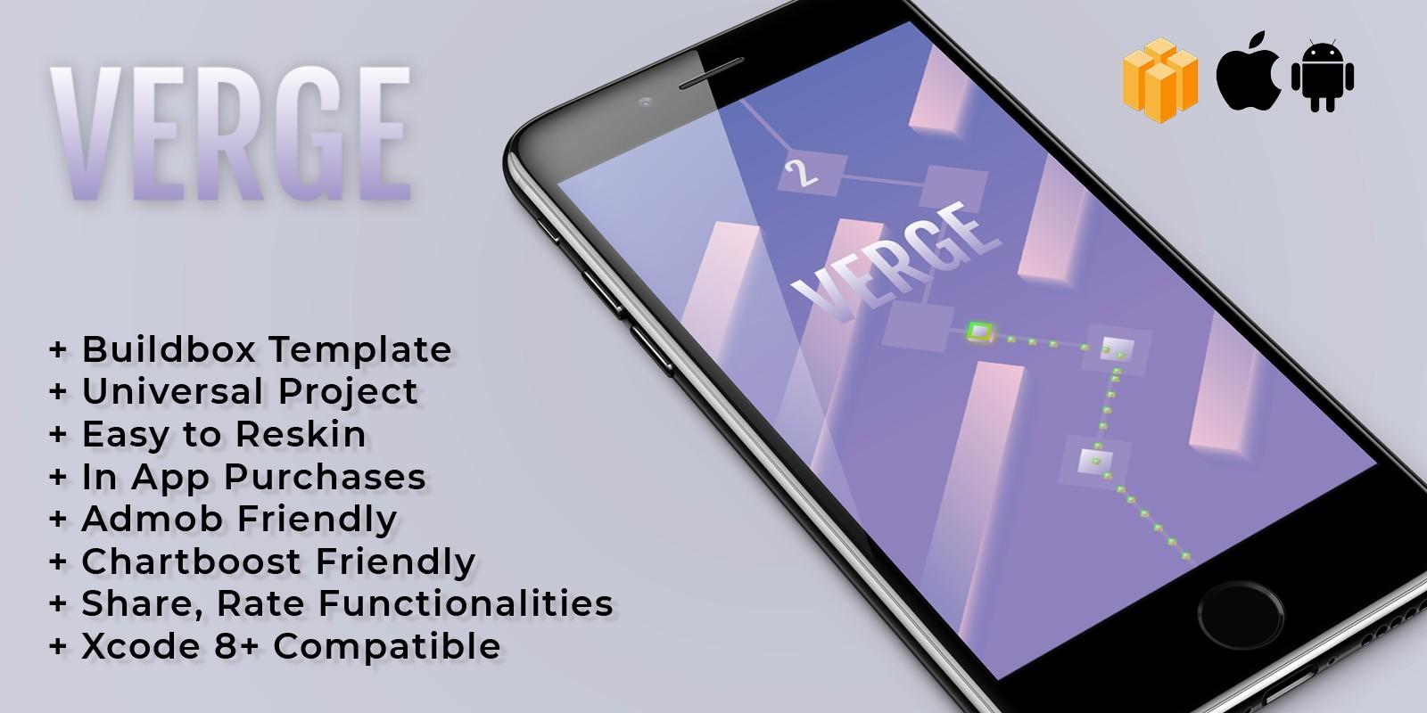 Verge - Buildbox template