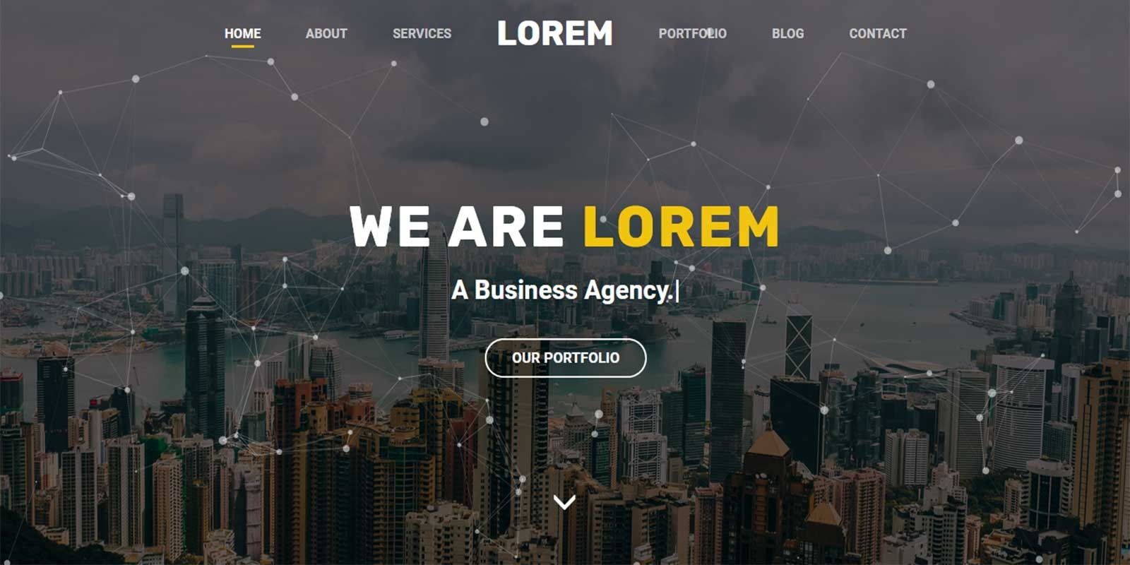 LOREM - Multipurpose HTML Template