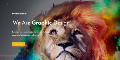 ET Graphic – Joomla Graphic Design Template