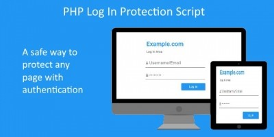 PHP Log In Protection Script