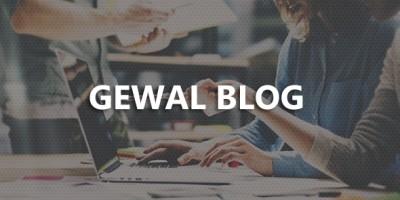 Gewal PHP Blog Script