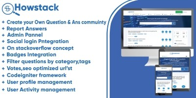 HowStack - Questions And Answers Platform