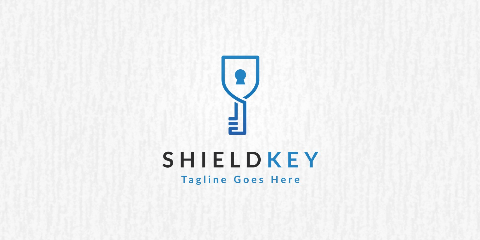 Shield Key Logo