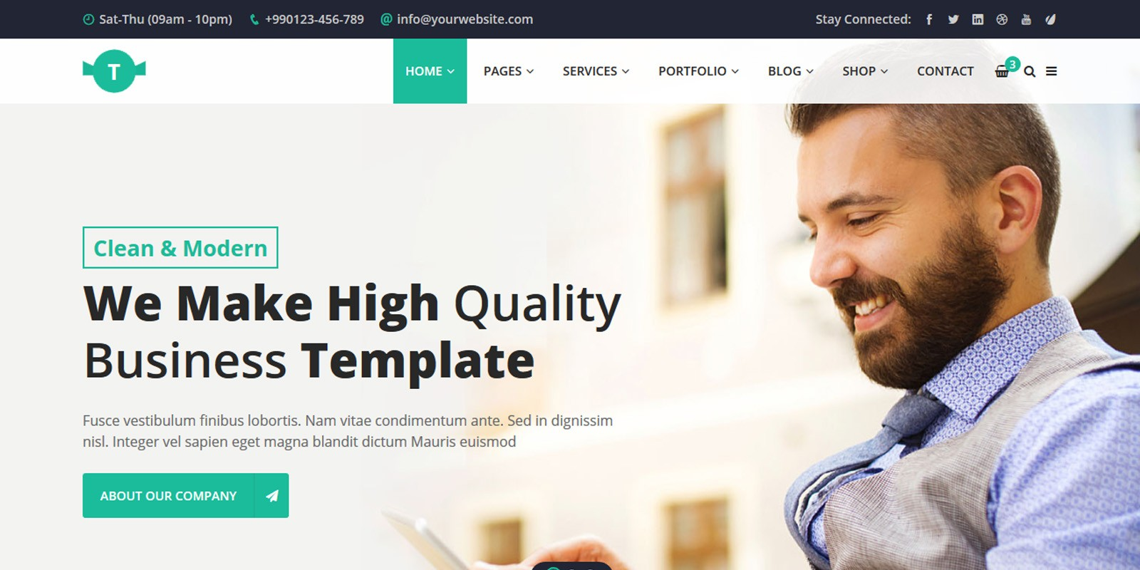 Trendbiz multipurpose business html5 template codester trendbiz multipurpose business html5 template flashek Choice Image