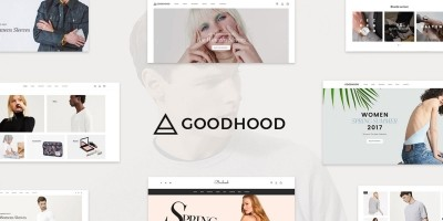 GoodHood WooCommerce Theme