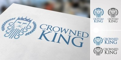 Crowned King Logo