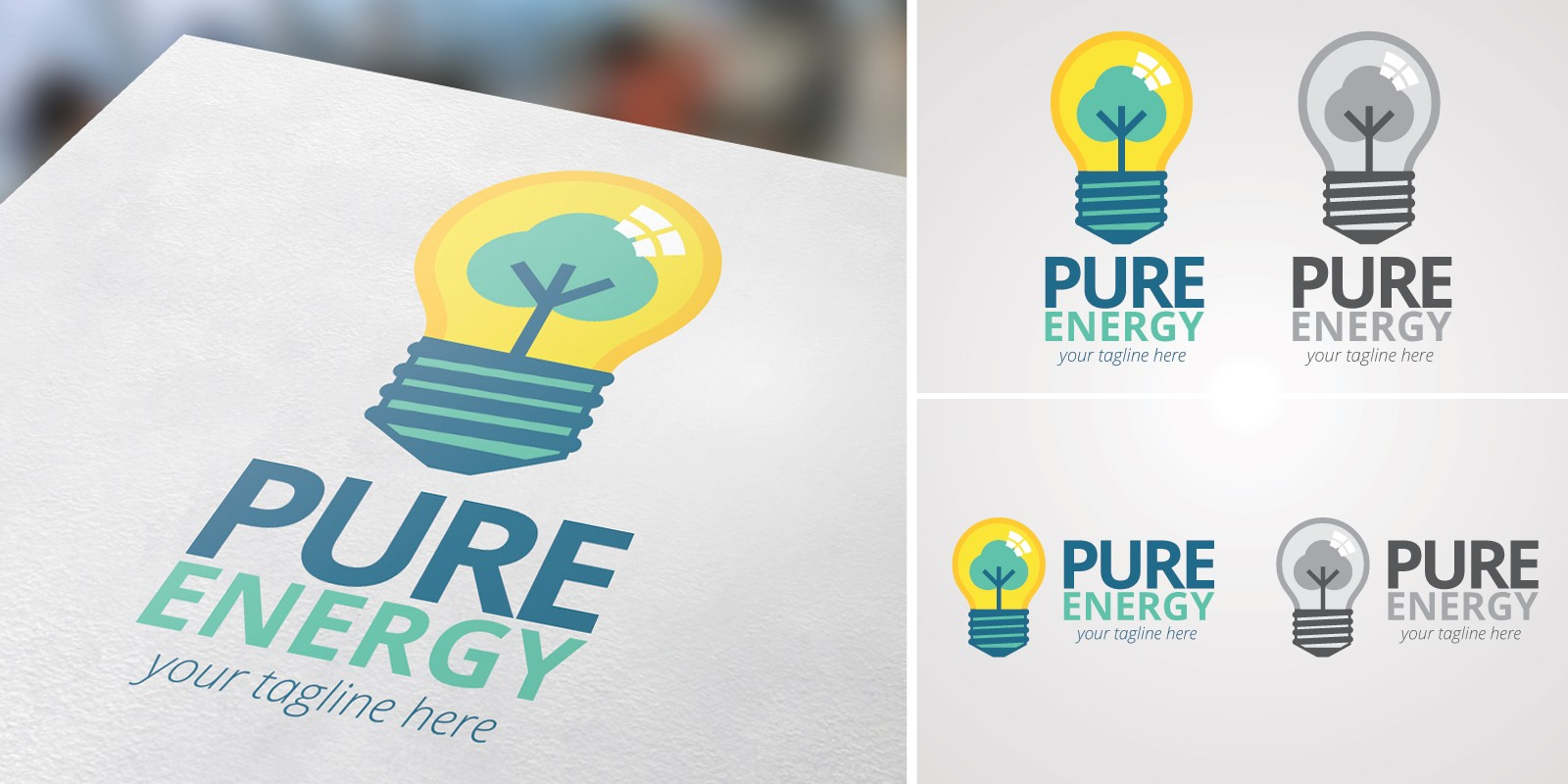 Pure Energy Logo