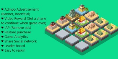 City maker - Unity Project