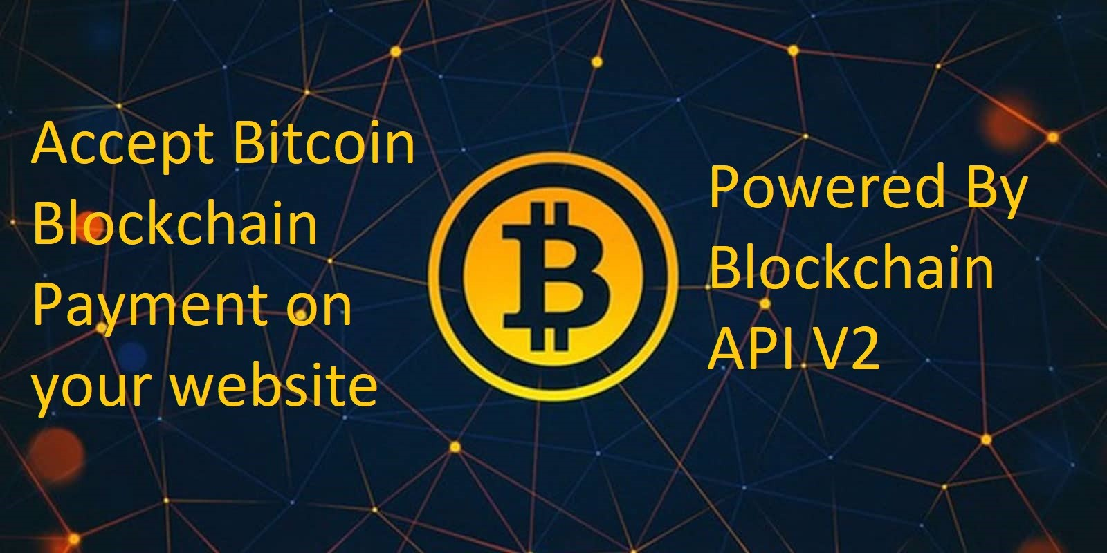 Bitcoin Blockchain Payment PHP Script