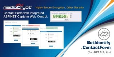 BotIdentify ContactForm .NET