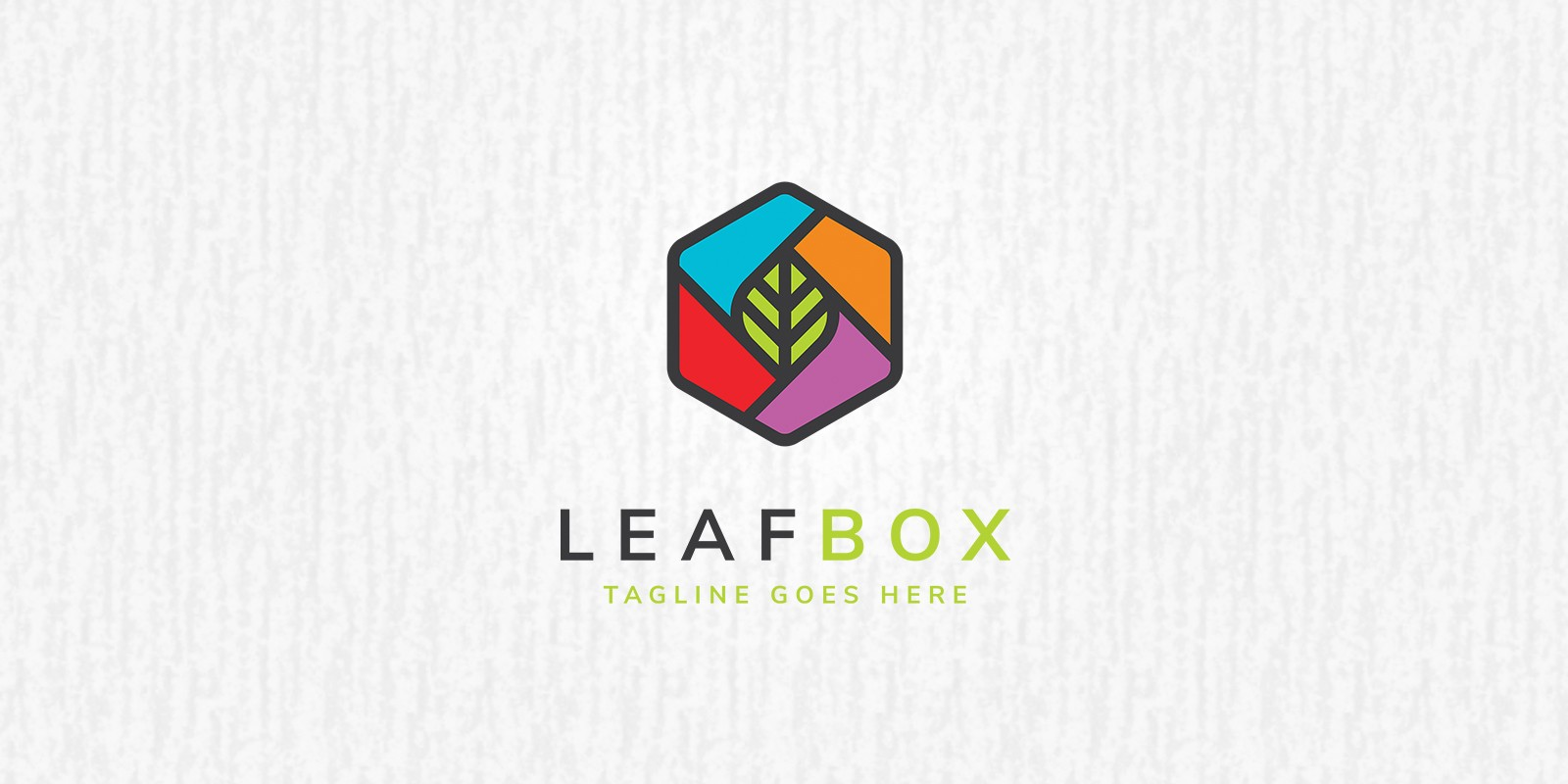 Leaf Box Logo