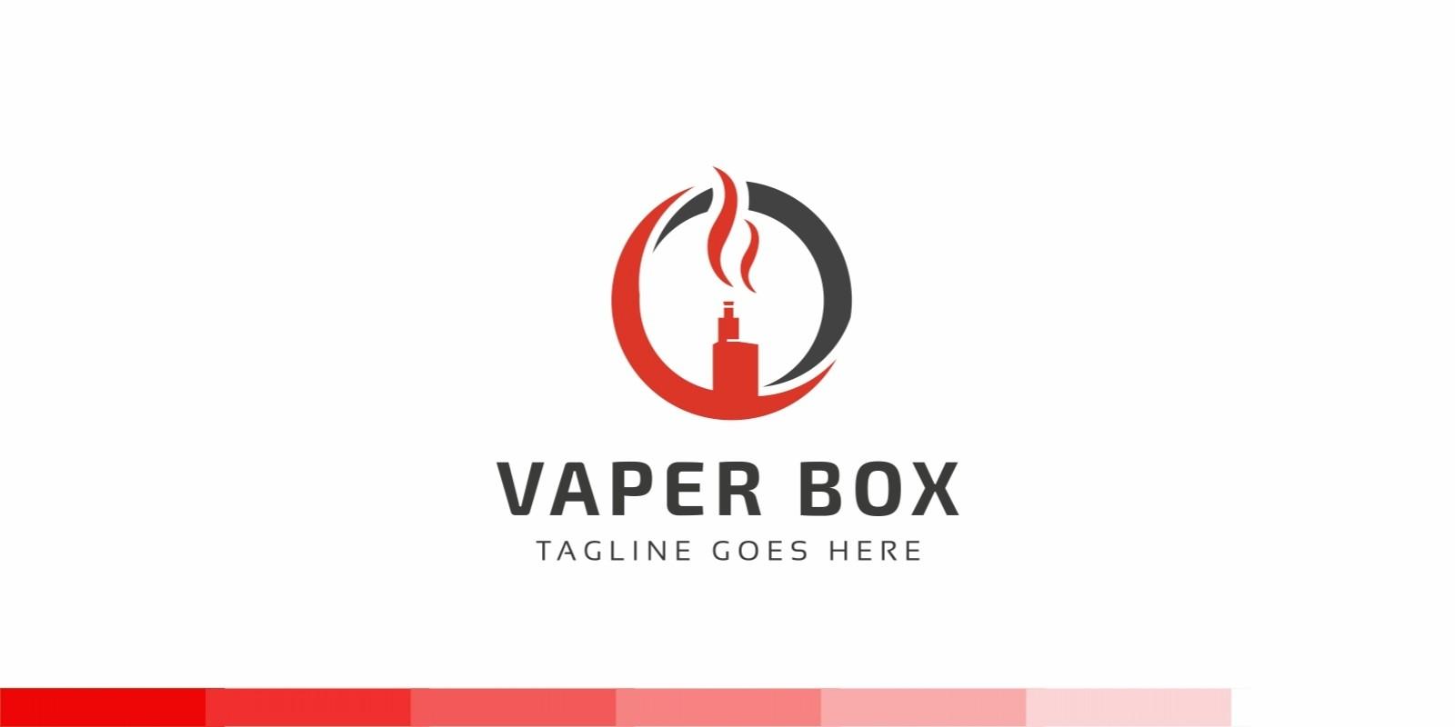 Vaper Box Logo