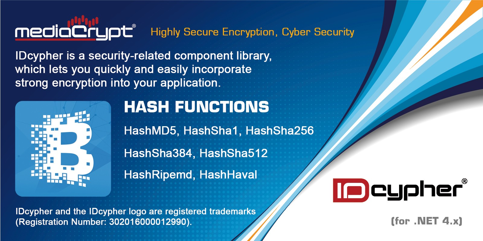 IDcypher Hash Functions .NET
