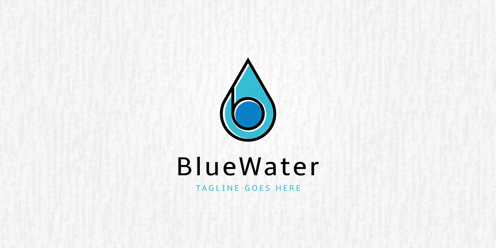 Blue Water Logo