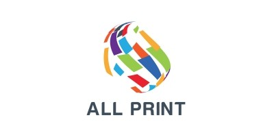 Global Printing Company Logo