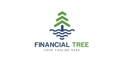 Financial Tree Logo