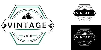 Logo Template Vintage
