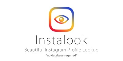 InstaLook - Instagram Profile Lookup Script