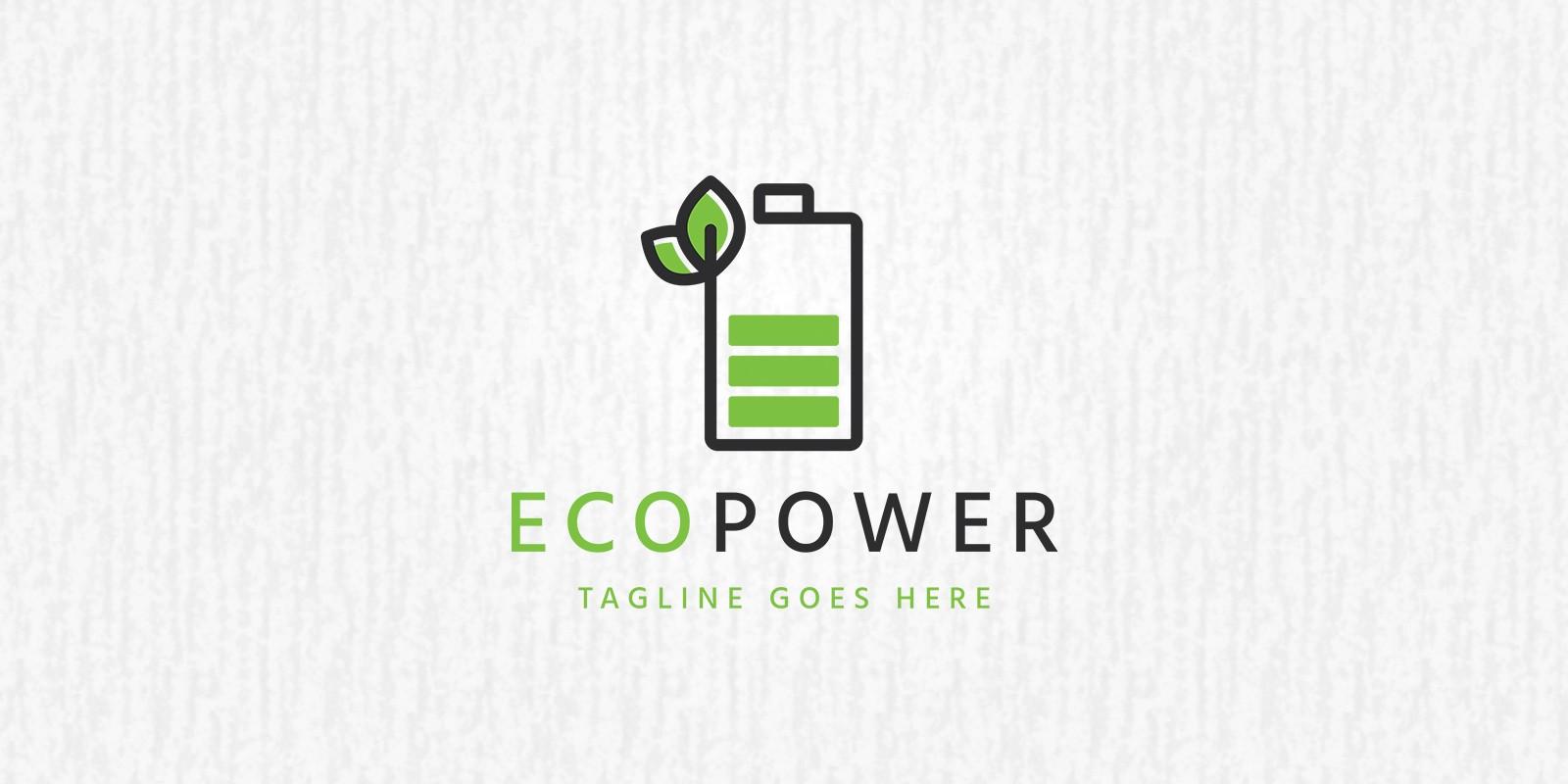 Eco Power Logo