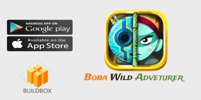 Boba Wild Adventurer Buildbox Template