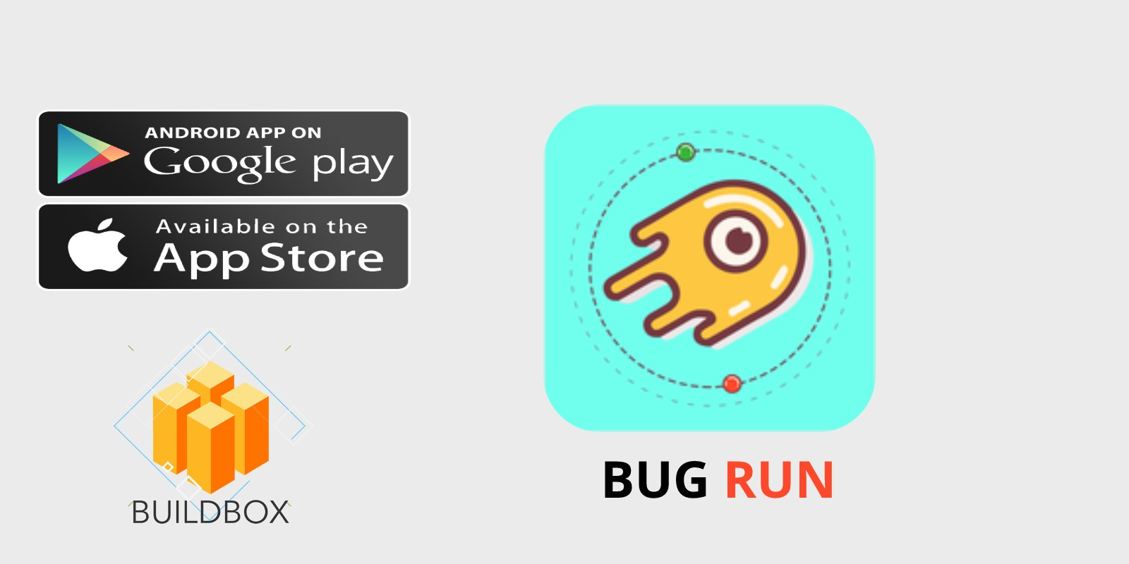 Bug Run Buildbox Template