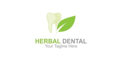 Herbal Dental Logo