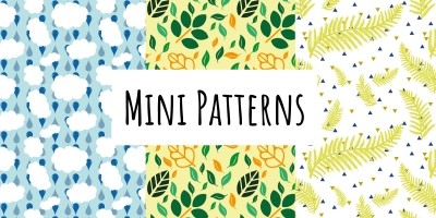 Mini nature Patterns