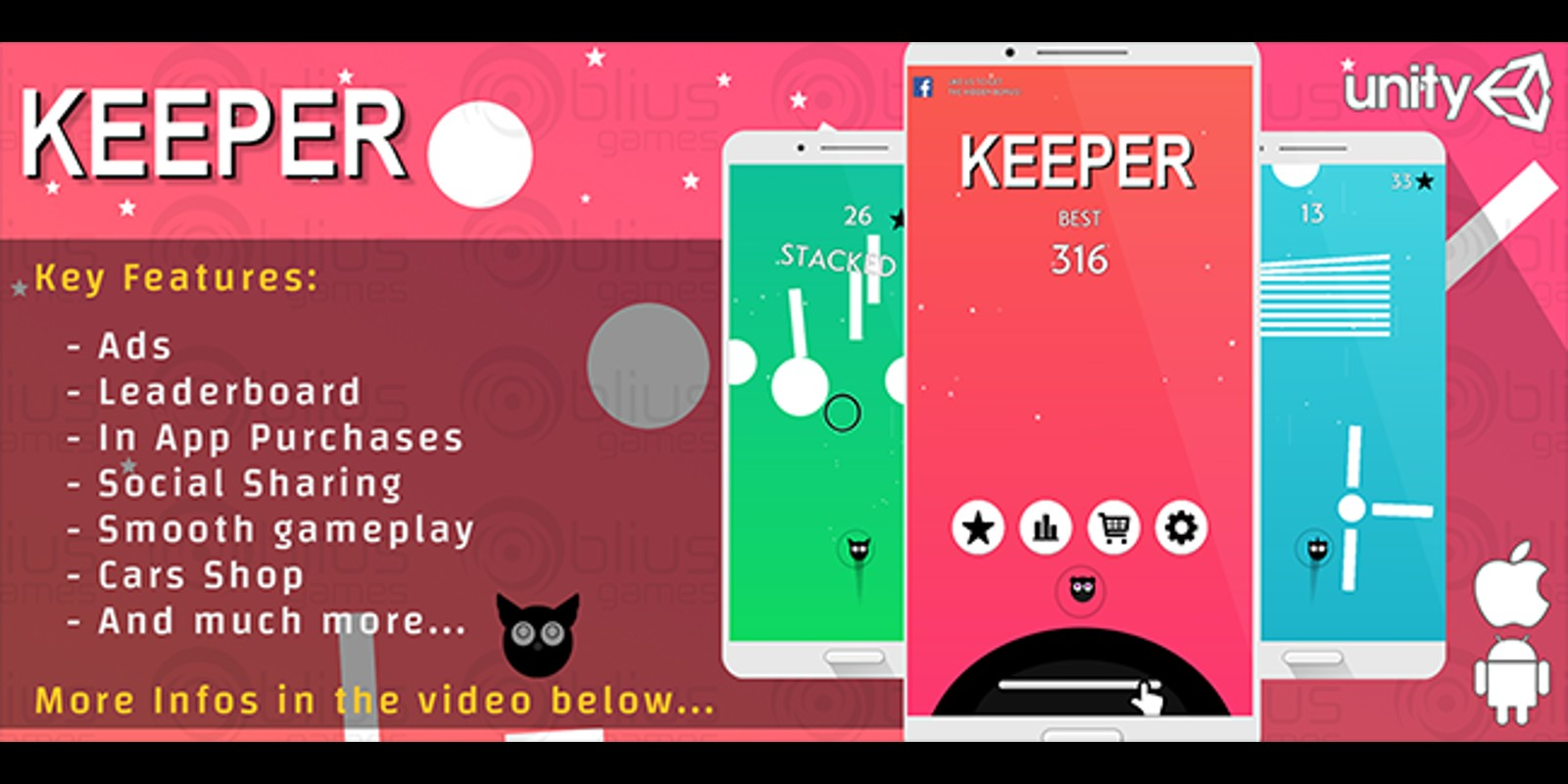 Keeper - Complete Unity Project