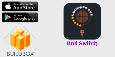 Ball Switch Buildbox template