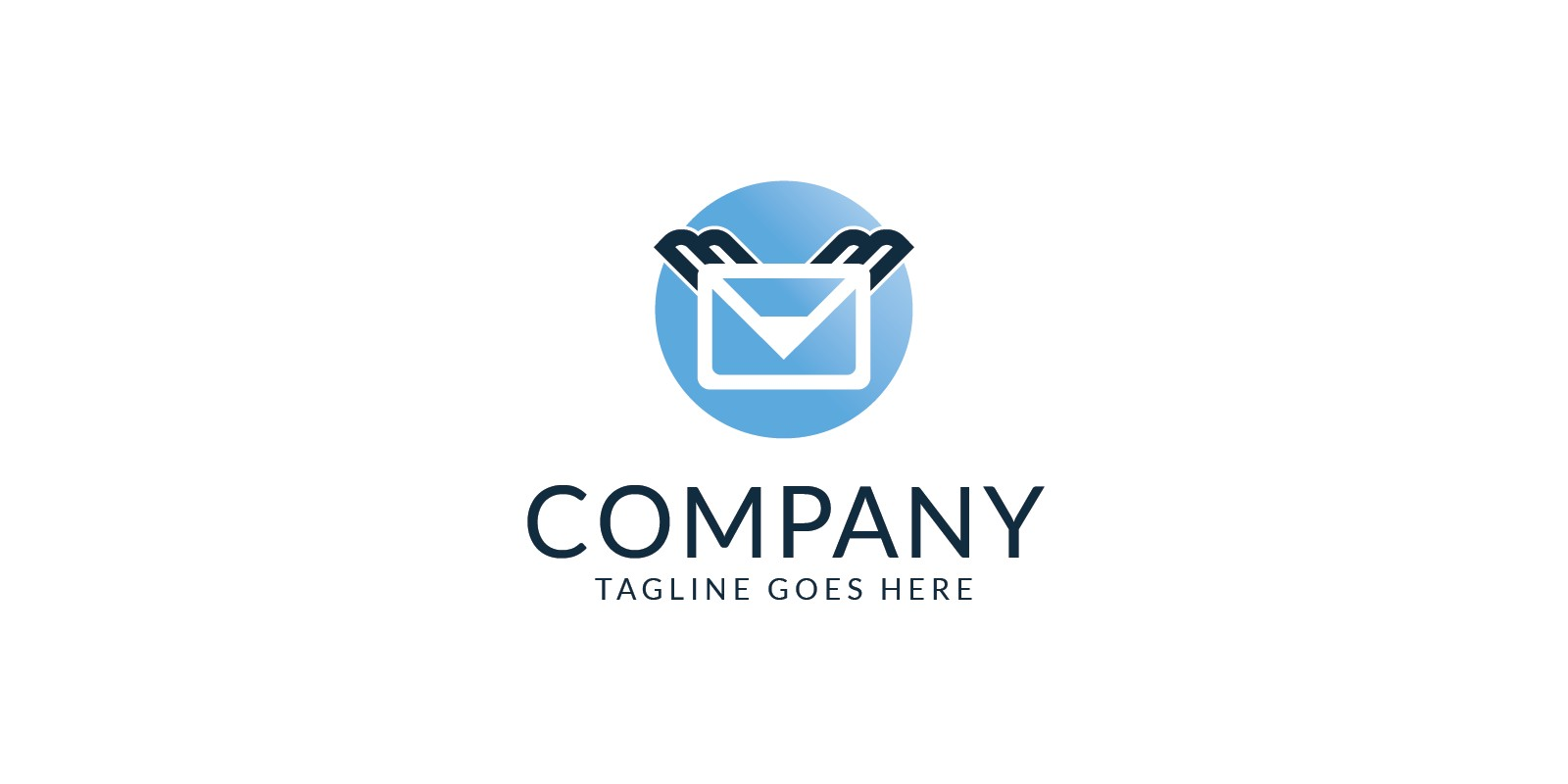 Mail Logo Template