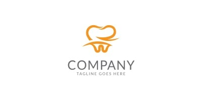 Tooth Logo Template