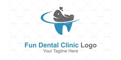Fun Dental Clinic Logo