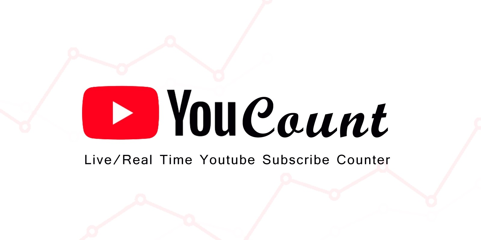 YouCount - Real Time Youtube Subscribe Counter