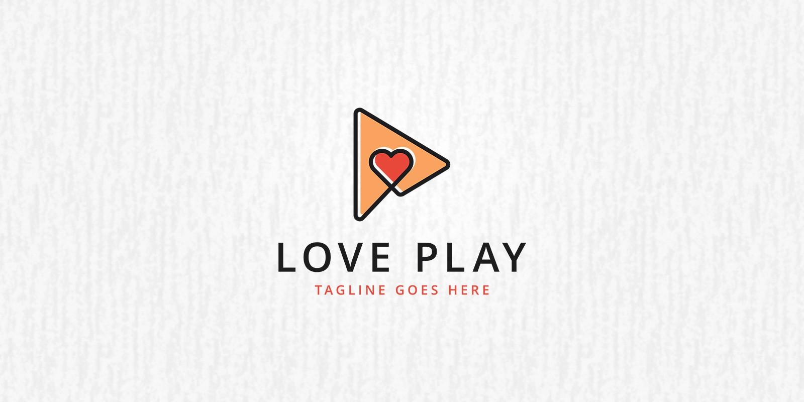 Love Play Logo